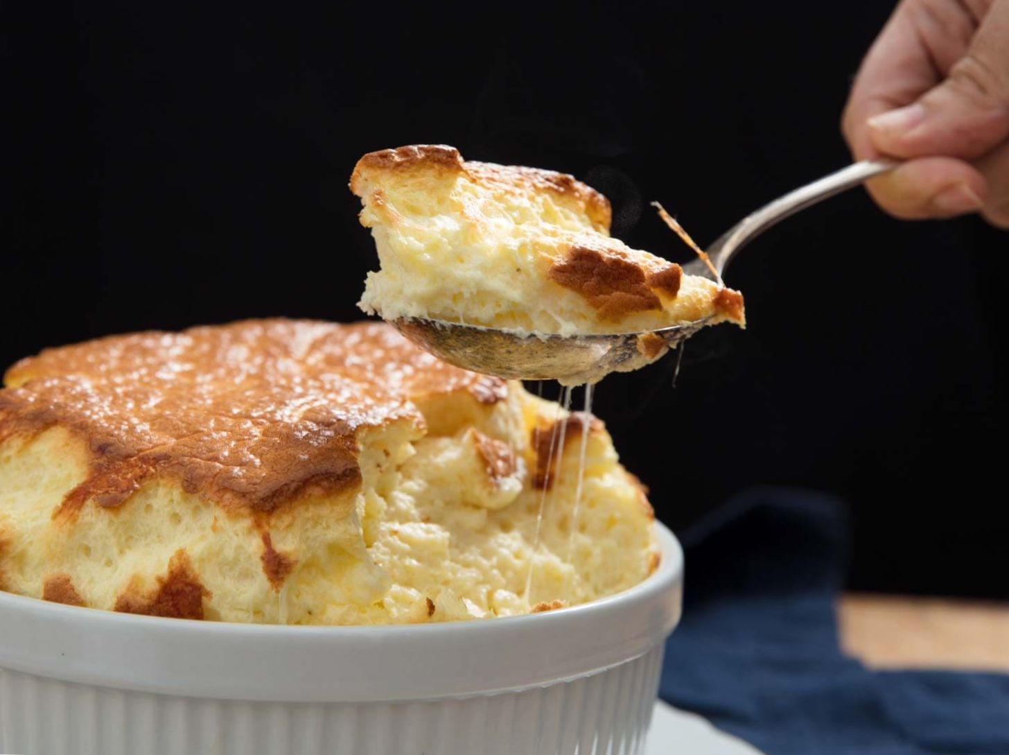 No Count Savoury Souffles