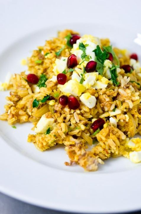 No Count Kedgeree